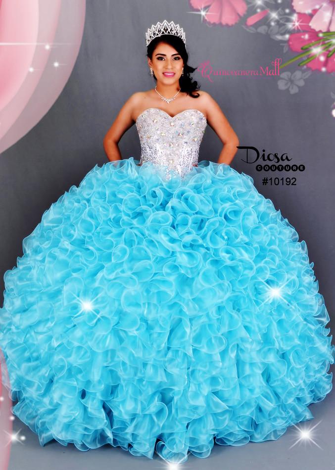 Princess Quinceanera Dress #10192JES