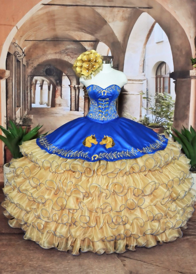 Quinceanera Dress #10178JES