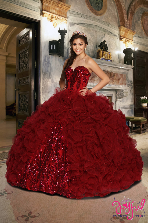 Quinceanera Dress #41229