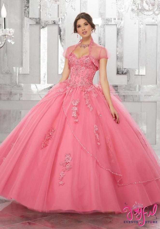 Mori Lee Valencia Quinceanera Dress Style 60024