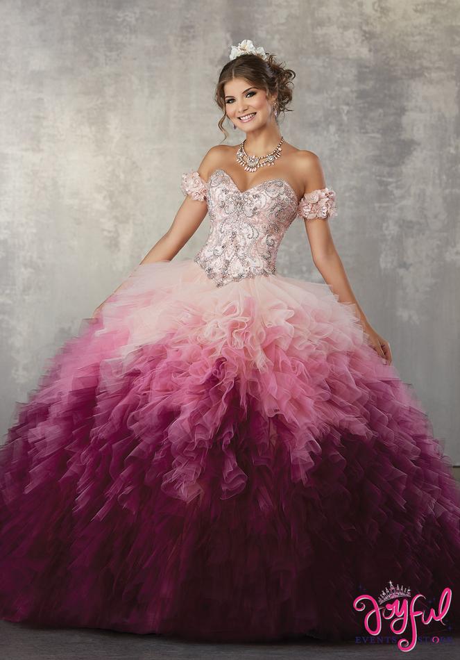Mori Lee Vizcaya Quinceanera Dress Style 89161