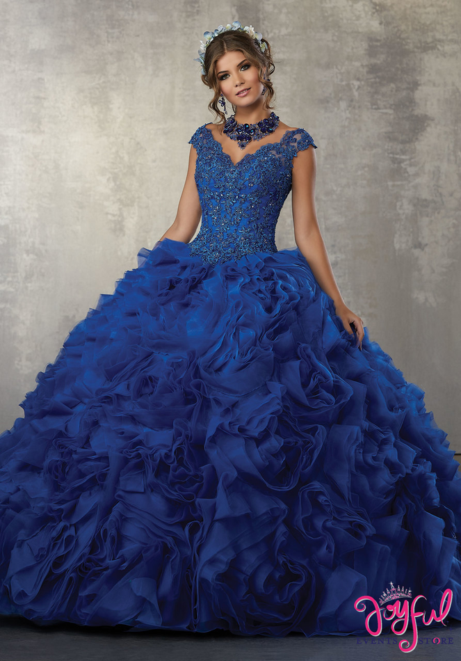 Mori Lee Vizcaya Quinceanera Dress Style 89765