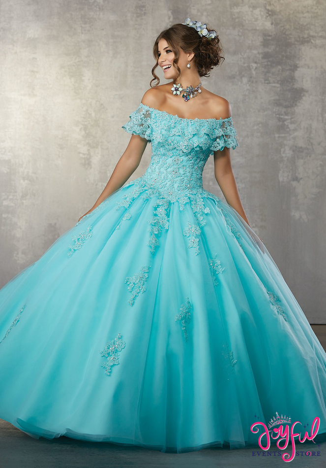 Mori Lee Vizcaya Quinceanera Dress Style 89168