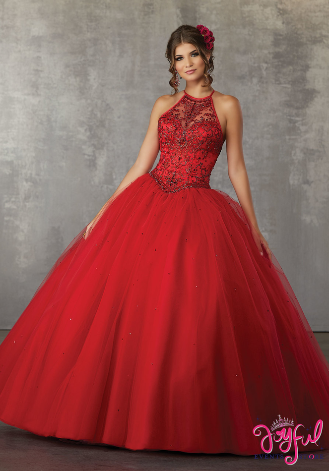Mori Lee Valencia Quinceanera Dress Style 60038