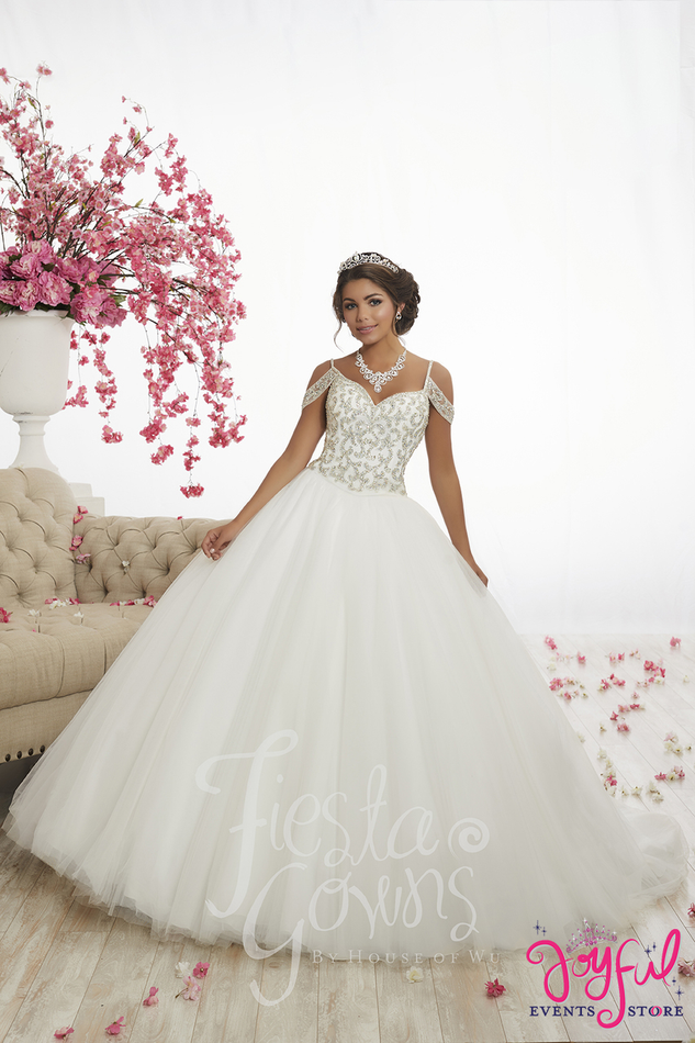 Quinceanera Dress #56342