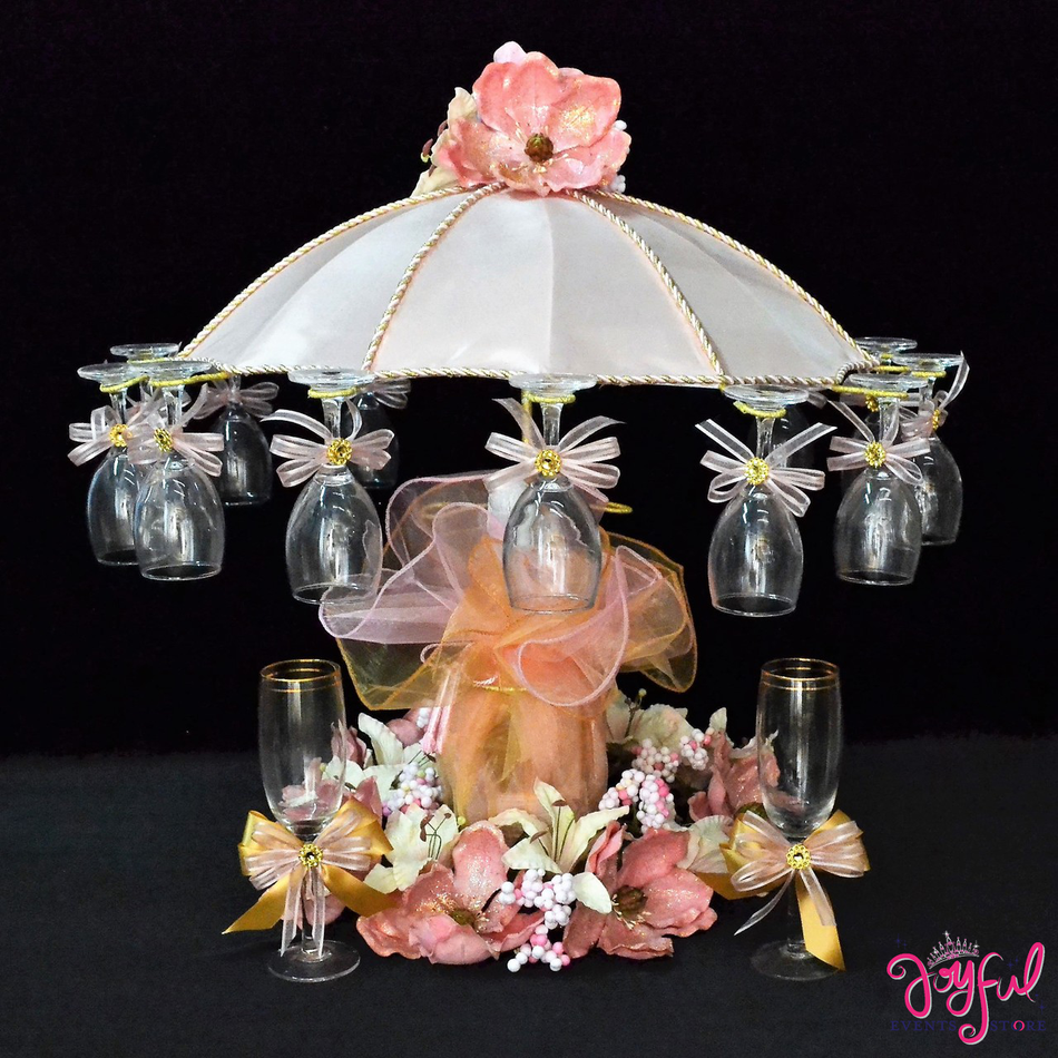 "20"" Quinceanera  Toasting Sets #TS94"