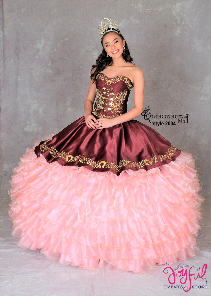 Charra Western Dress #2004