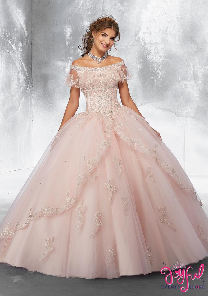 Mori Lee Vizcaya Quinceanera Dress Style 89181