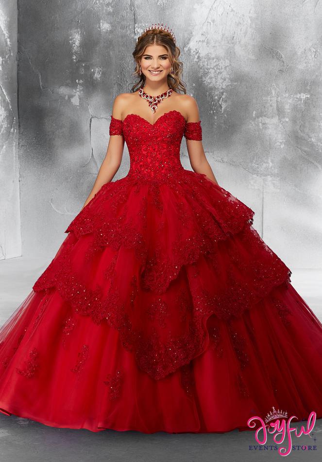 Mori Lee Vizcaya Quinceanera Dress Style 89190