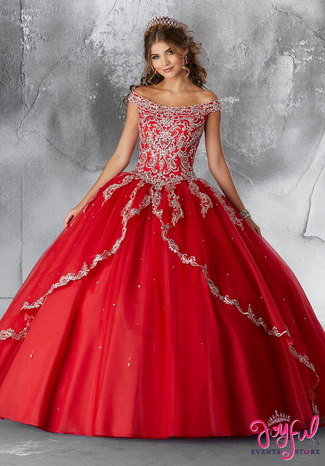 Mori Lee Vizcaya Quinceanera Dress Style 89191