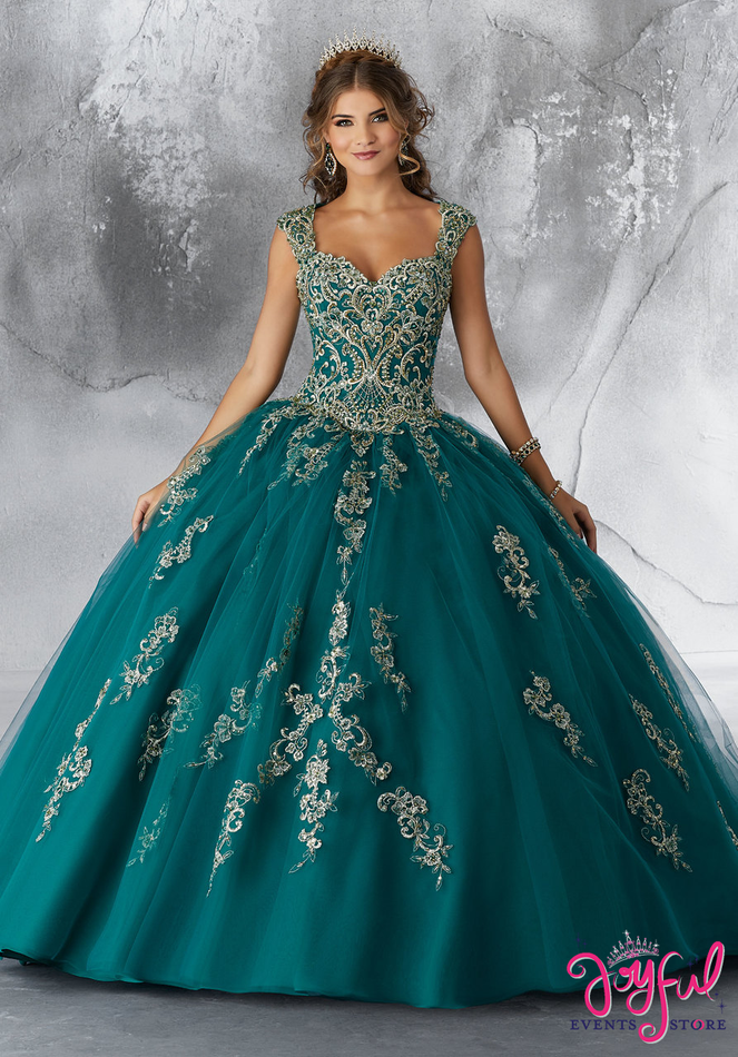 Mori Lee Vizcaya Quinceanera Dress Style 89196