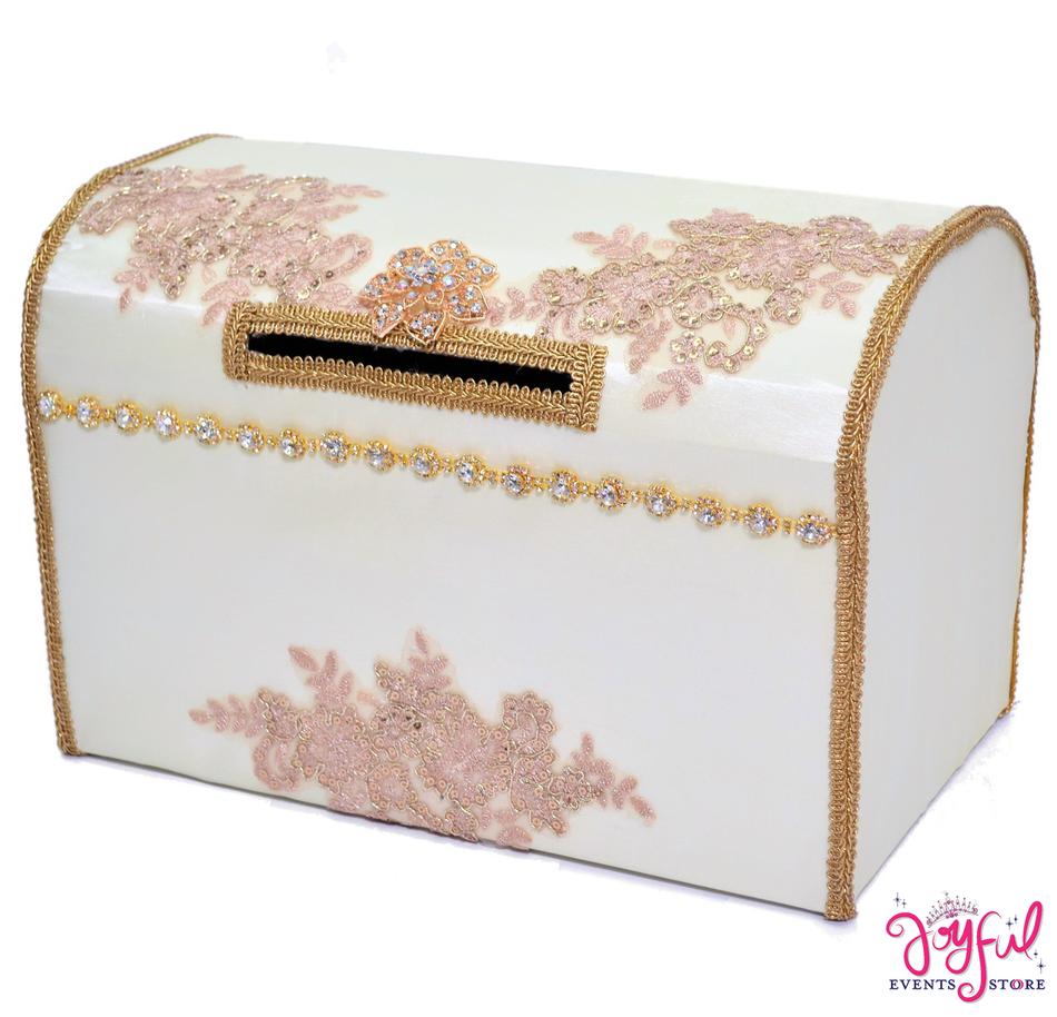 """15"""" Majesty Money Gift Box #MNYBX16IV"""