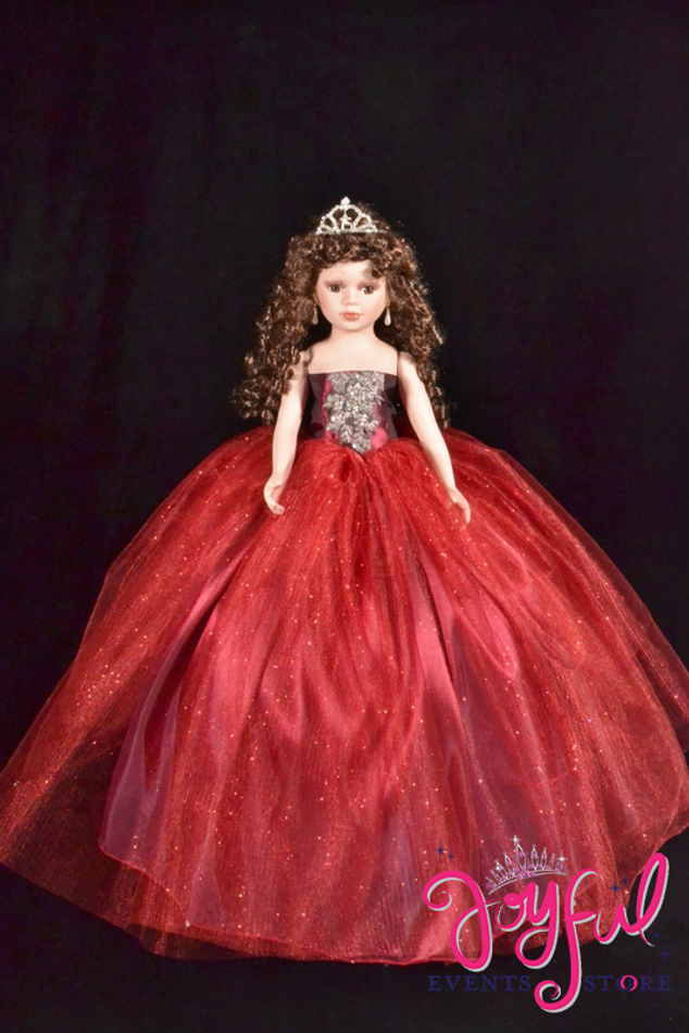 "20"" Quinceanera Doll #QD39"