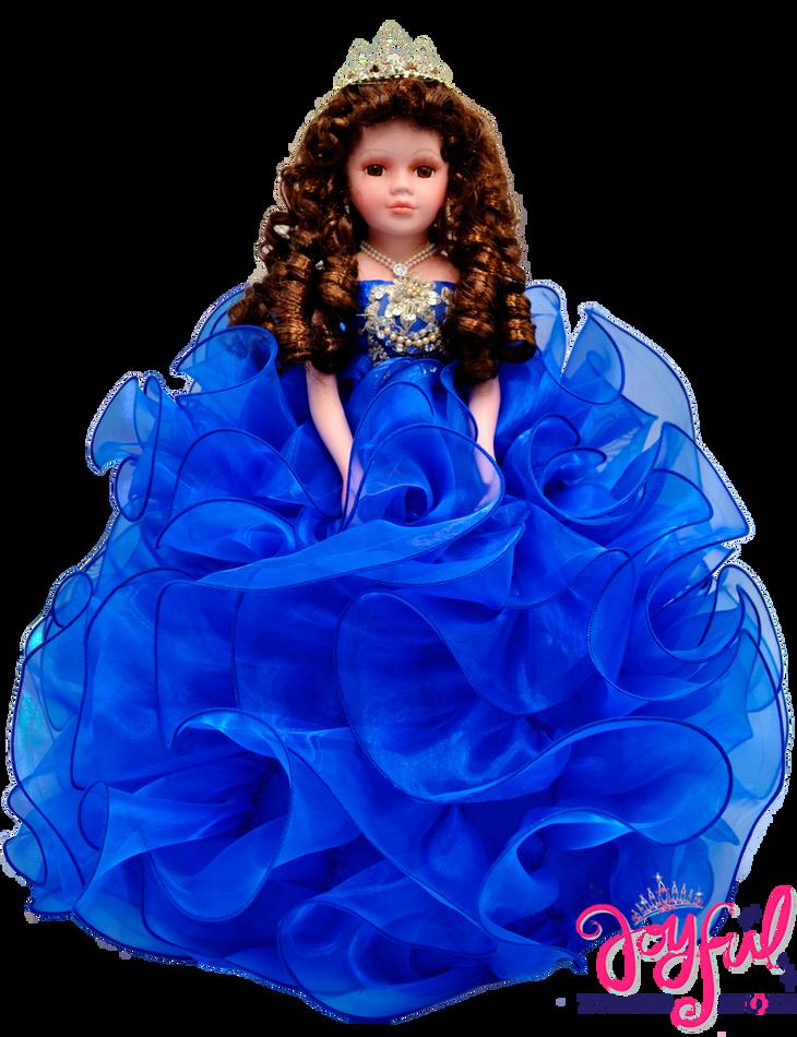 "18"" Quinceanera Doll #QD48RB"