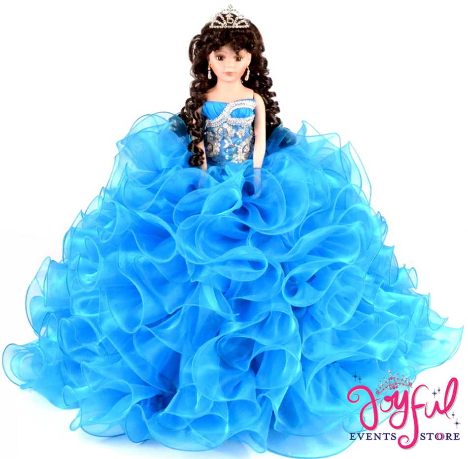 "18"" Quinceanera Doll #QD46TQ18"