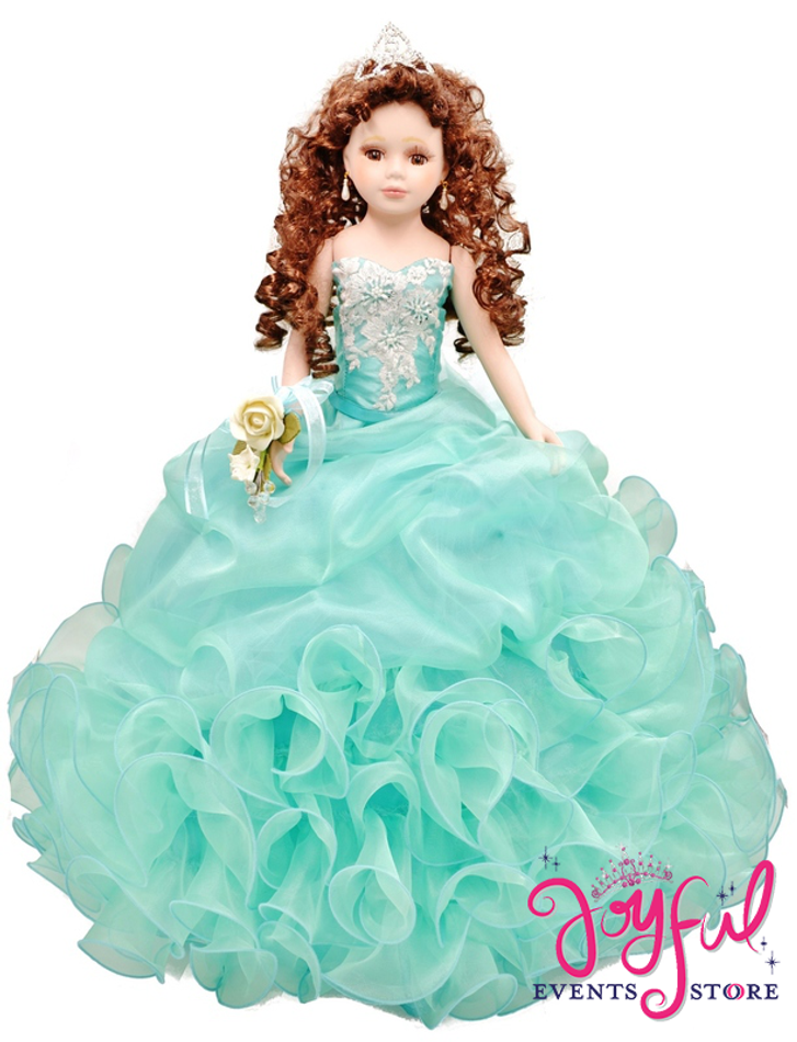 "18"" Quinceanera Doll #QD4718"