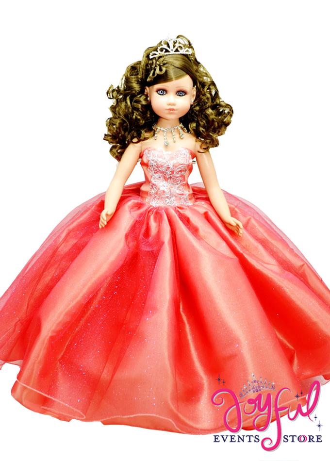 "20"" Quinceanera Doll #QD63"