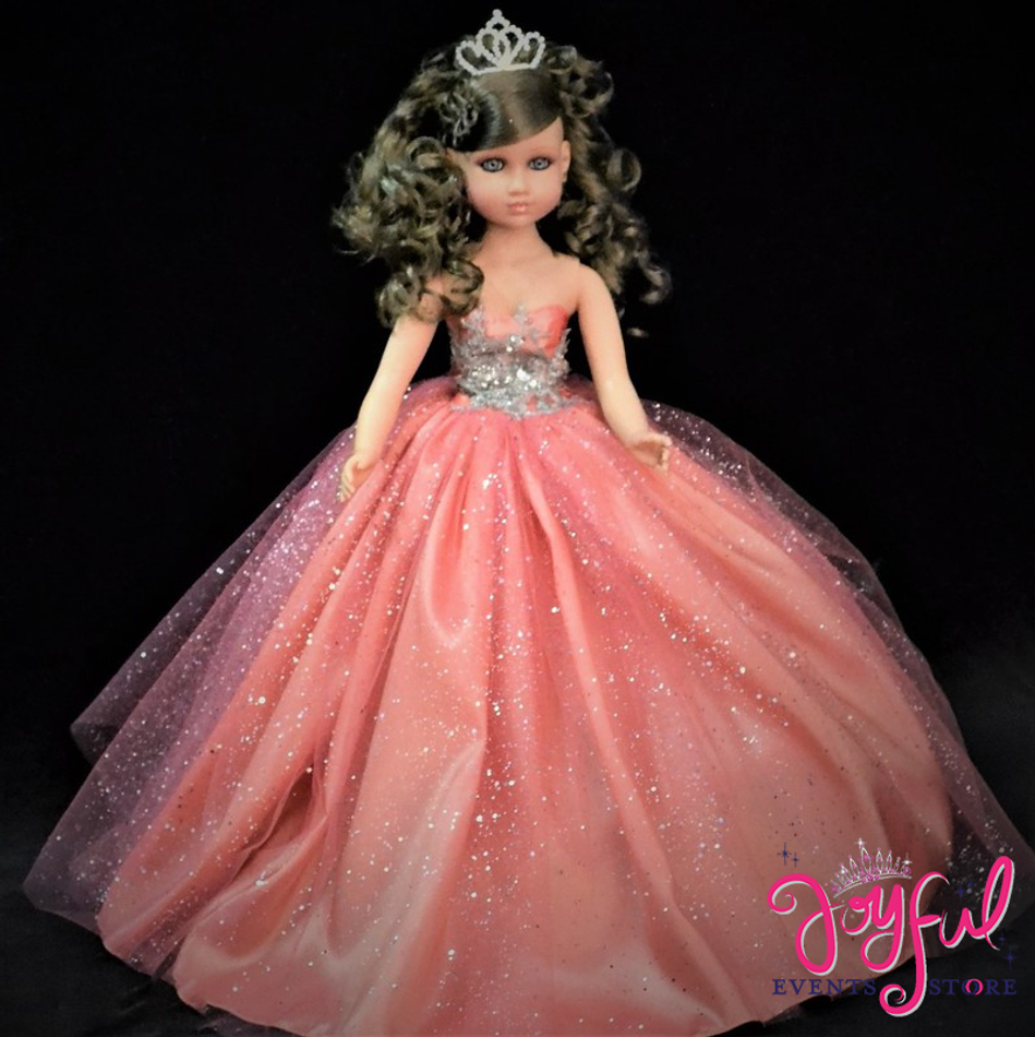 "20"" Last Quinceanera Doll or Ultima Muneca #QD69CRL"