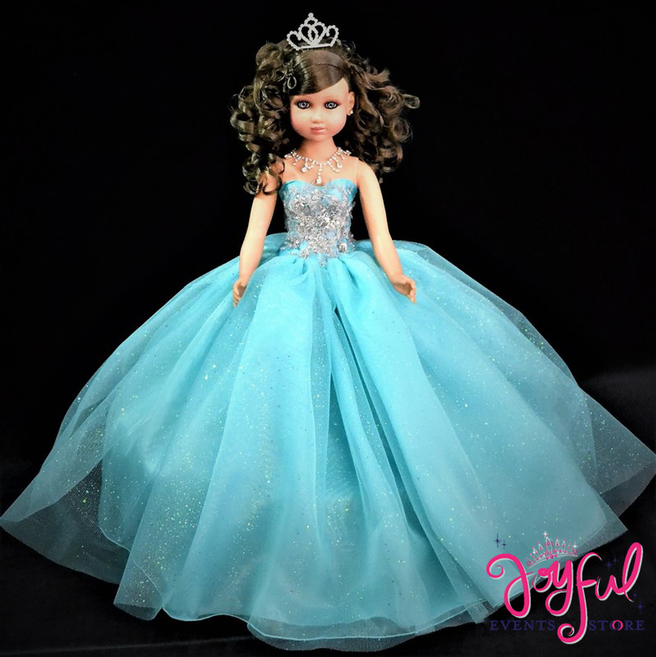 "20"" Last Quinceanera Doll or Ultima Muneca #QD69AQ"