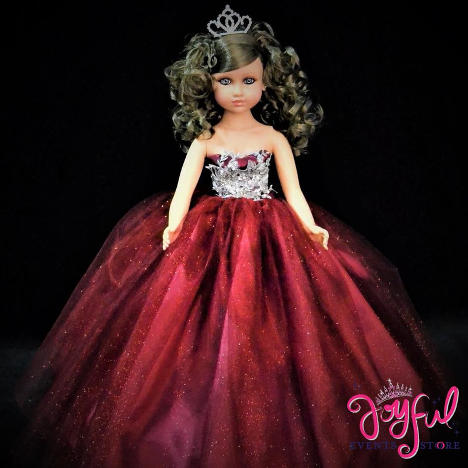 "20"" Last Quinceanera Doll or Ultima Muneca #QD69WN"
