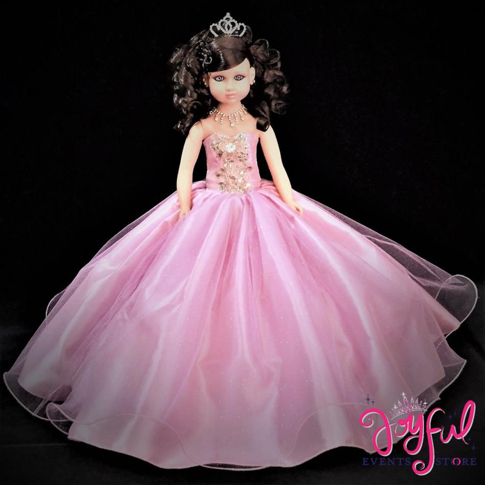 """20"""" Last Quinceanera Doll or Ultima Muneca #QD70PK"""