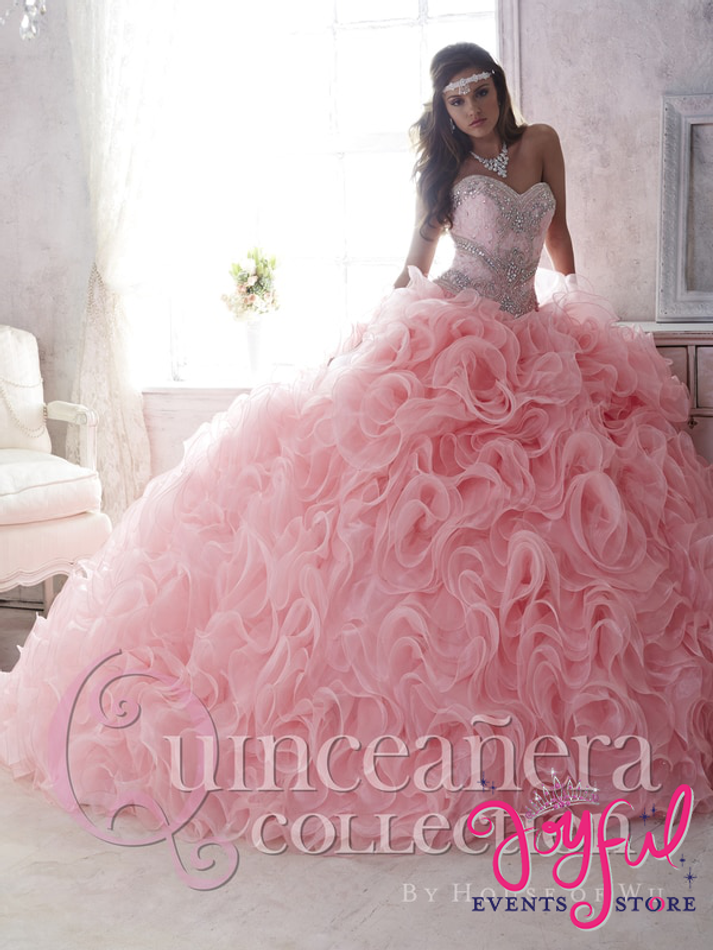 Quinceanera Dress #26801