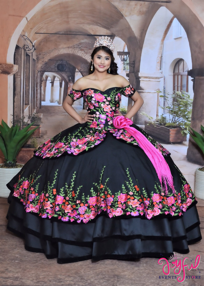 Quinceanera Charra Dress #80429JE