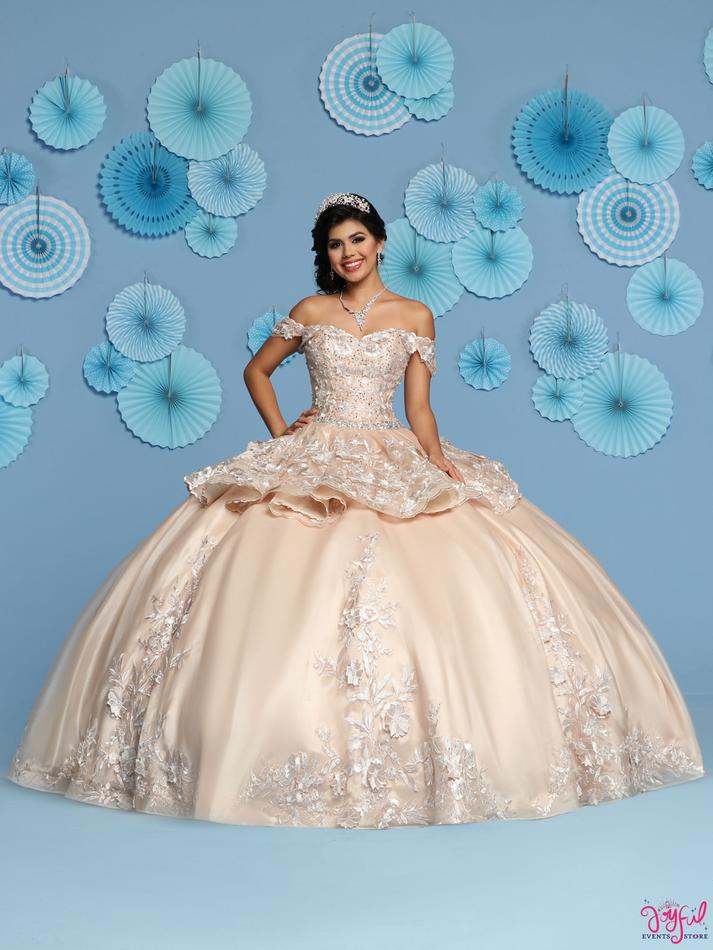 Quinceanera Dress #80449