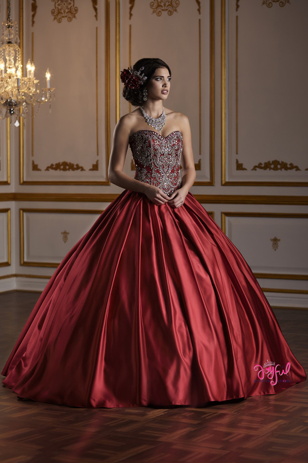 Quinceanera Dress Style #56376