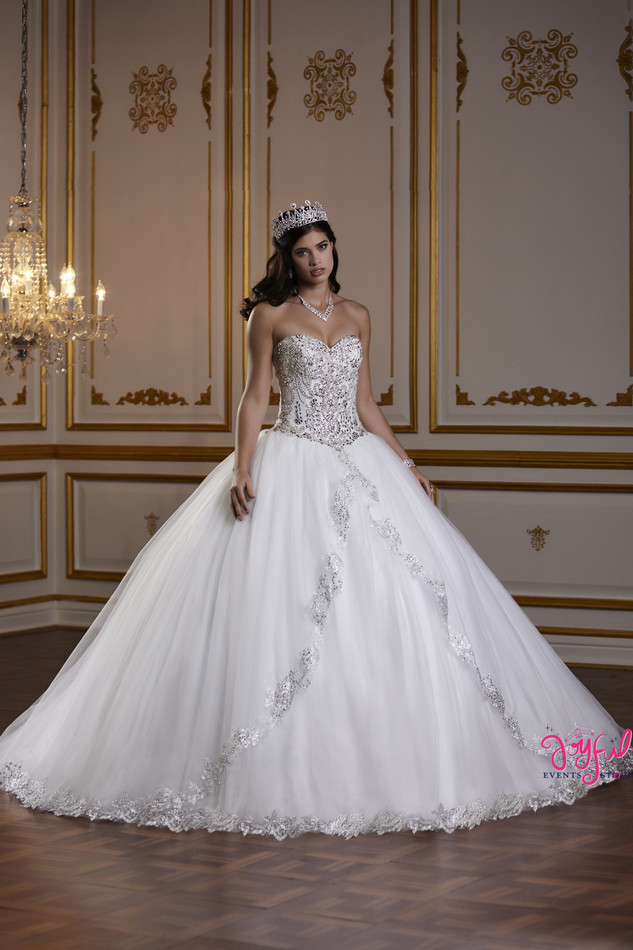 Quinceanera Dress Style #56381