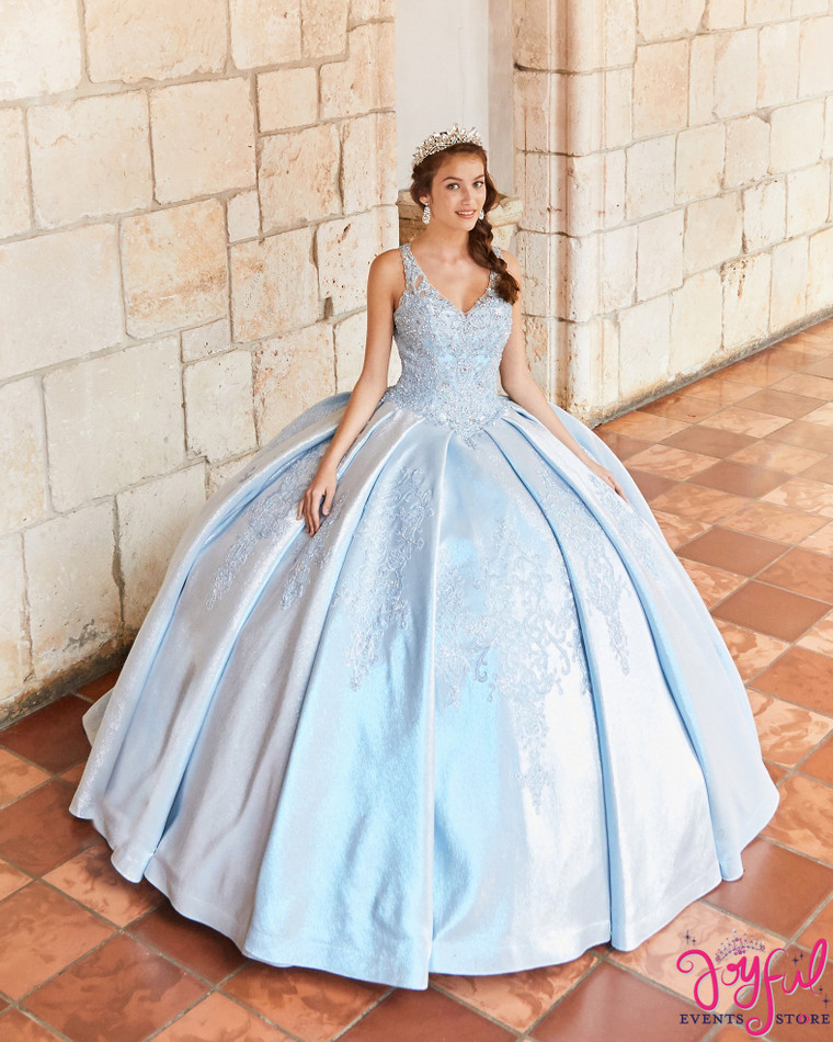 Light Blue Quinceanera Dress #PR21968BL