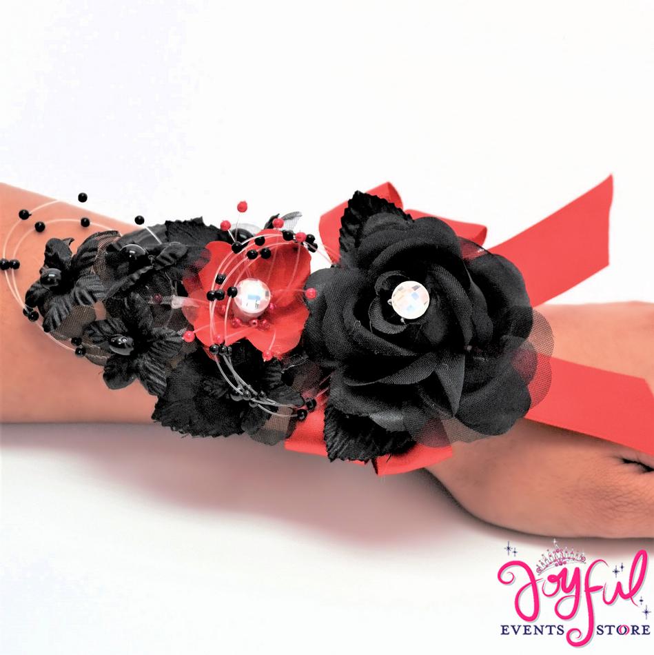Flower Hand Corsage (6 min) #CRSG3HD