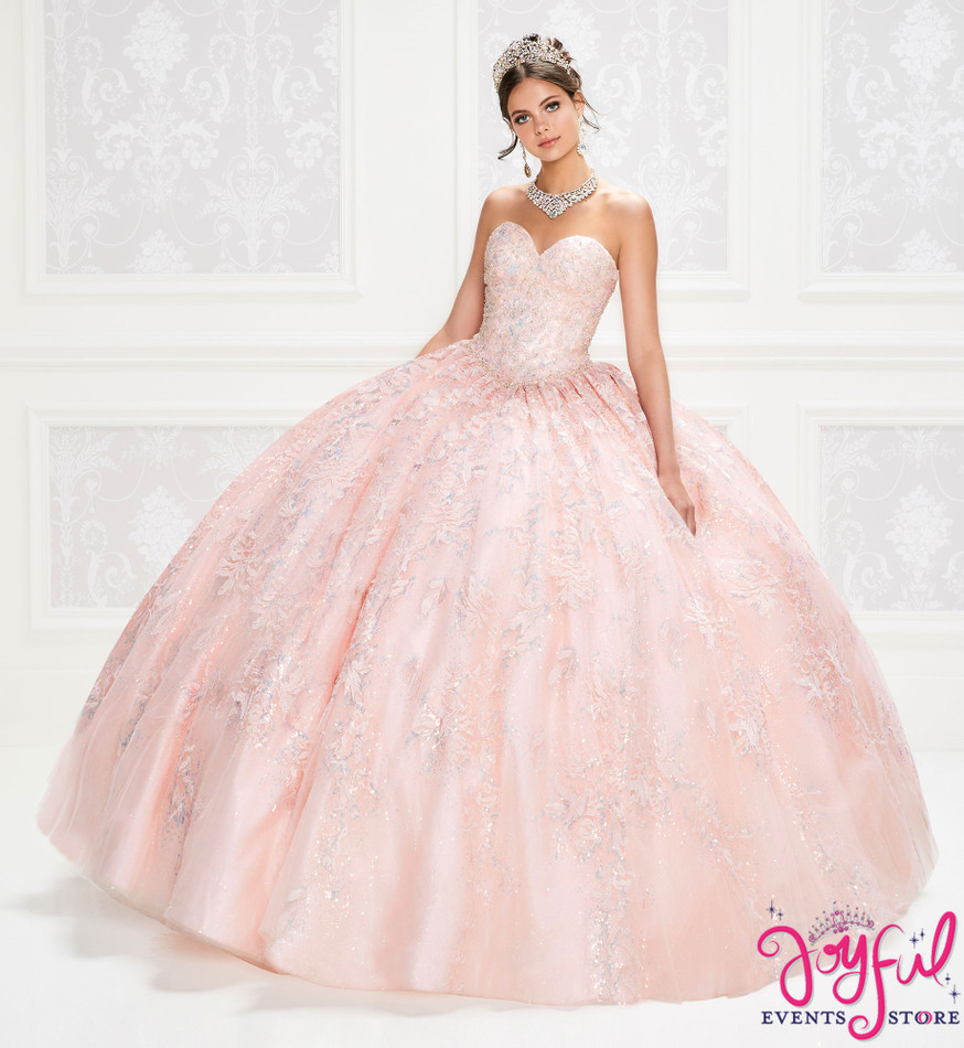Quinceanera Dress #PR12005