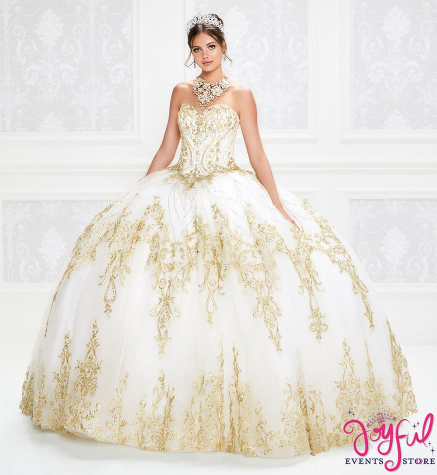 Quinceanera Dress #PR12015