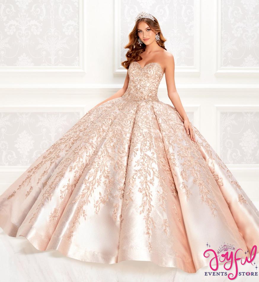 Quinceanera Dress #PR22024