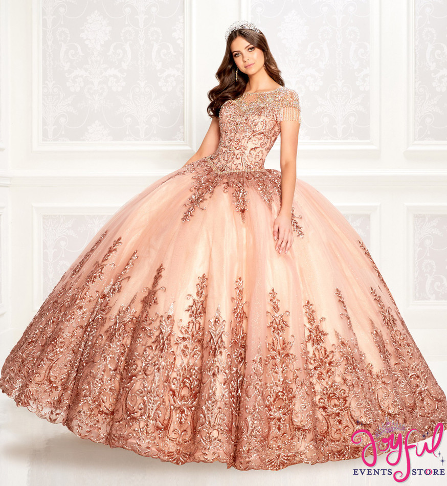 Quinceanera Dress #PR22026