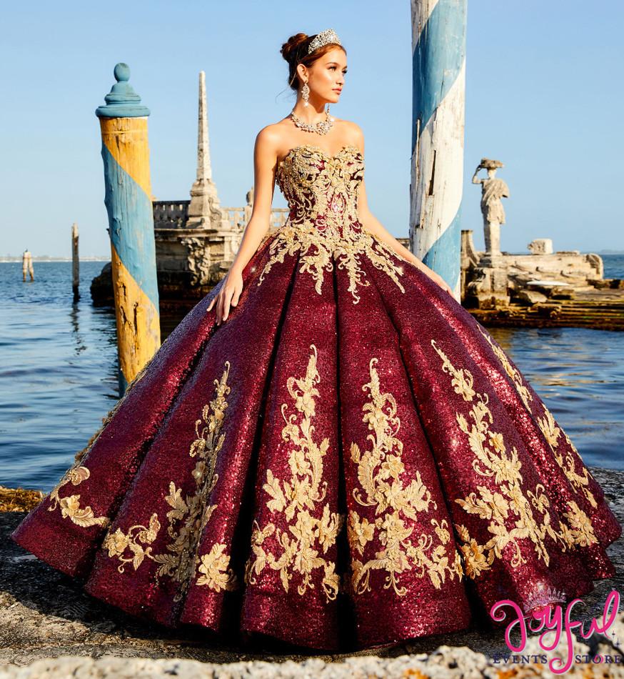 Quinceanera Dress #PR22030