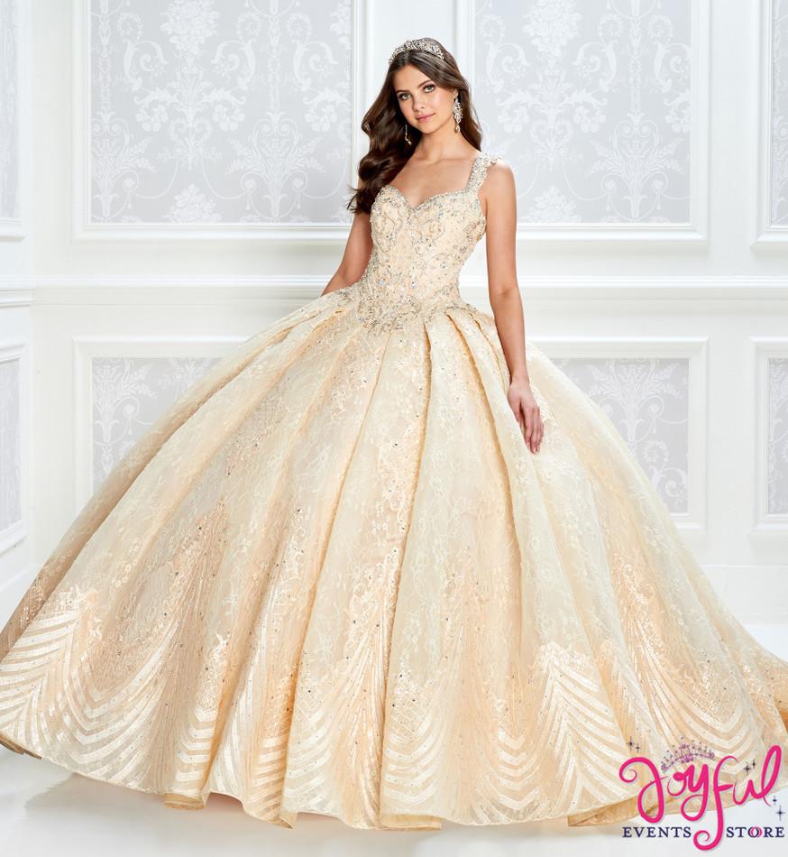 Quinceanera Dress #PR22033