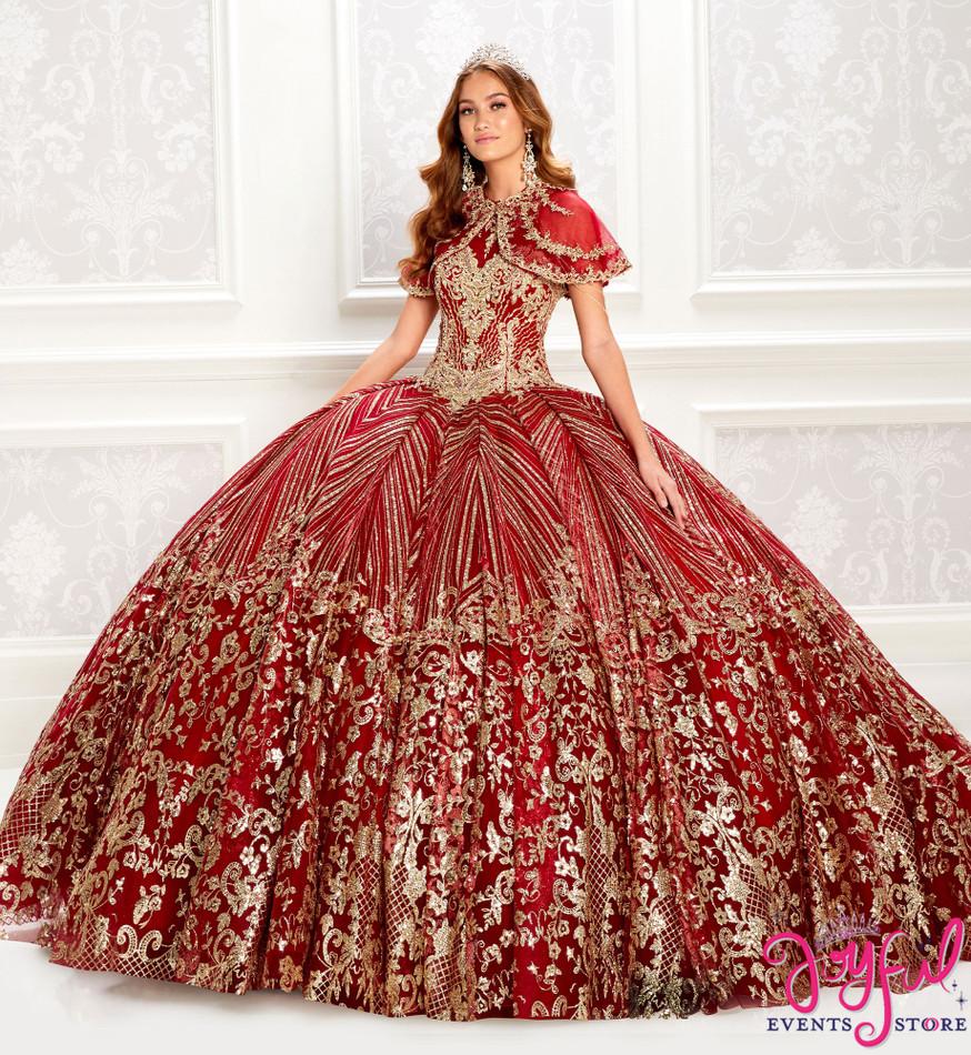 Quinceanera Dress #PR22034