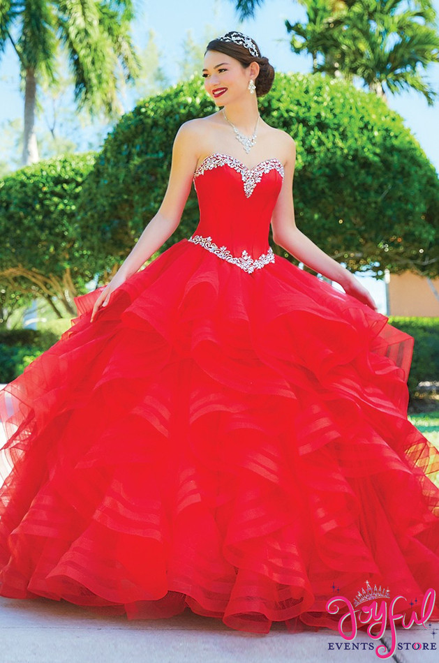 Quinceanera Dress Style #56411