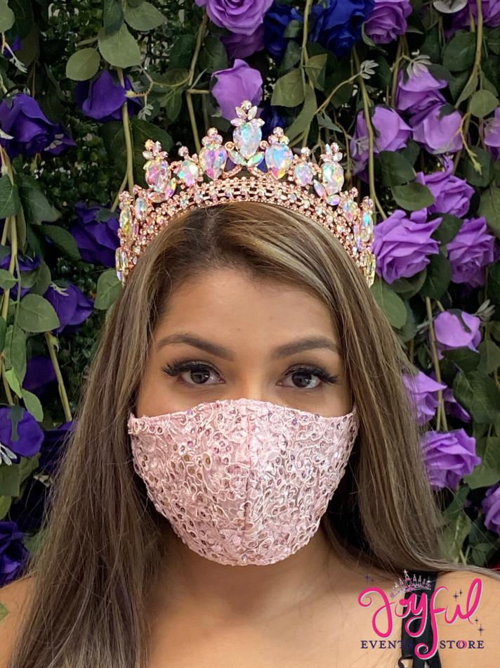 Glamorous Face Mask - 1 Piece #MASK5