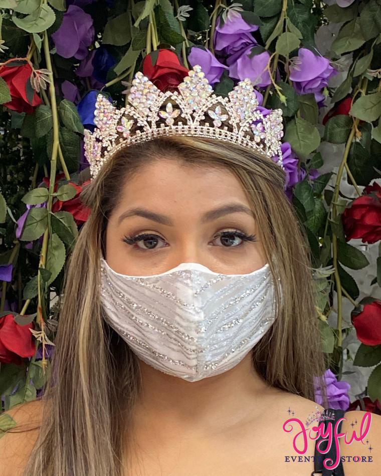 Glamorous Face Mask - 1 Piece #MASK6