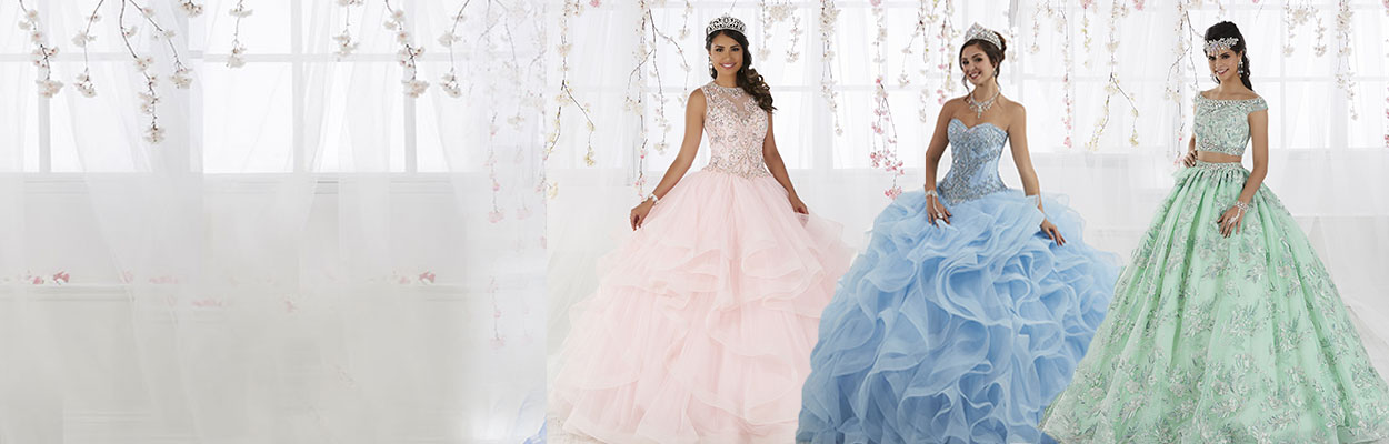 Your One Stop Shop For All You Quinceanera Wedding And Baptism Needs