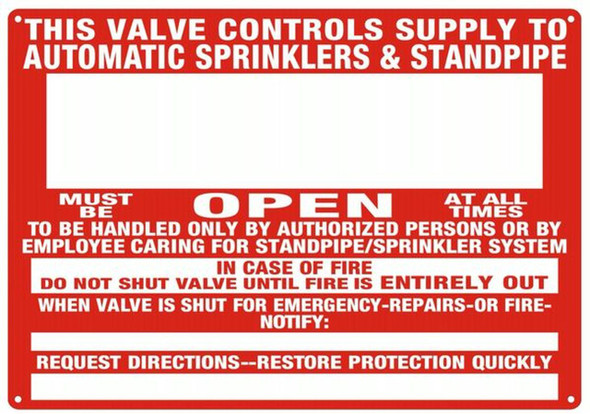 THIS VALVE CONTROLS SUPPLY TO AUTOMATIC