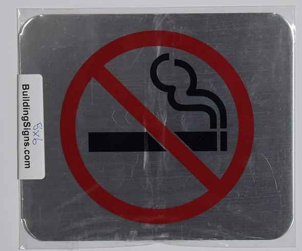 NO Smoking Symbol Sign (Brush
