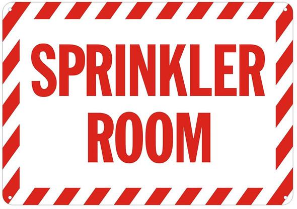Sprinkler Room Sign - (Reflective !!!