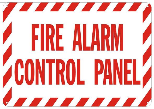 FIRE Alarm Control Panel Sign -