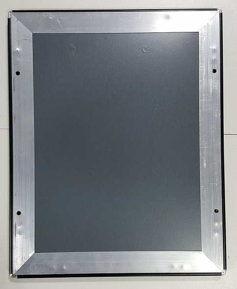 SIGNS Photo Frame Black 8.5x11 Inches Front