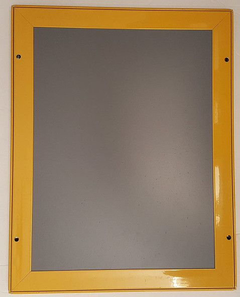 SIGNS Yellow Snap Poster Frame/Picture Frame/Notice Frame