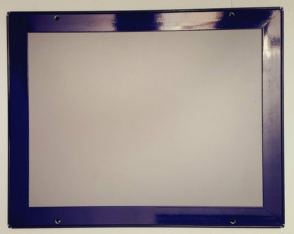 SIGNS Dark Blue Snap Poster Frame/ Picture
